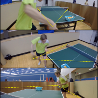 How To Do:  A Legal Table Tennis Serve