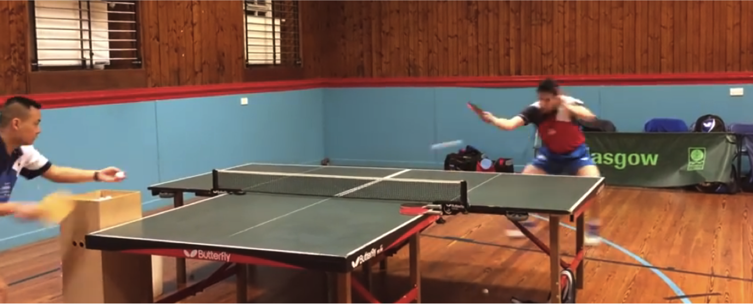If You Are A Serious Athlete Who Wants To Succeed In The World Of  Competitive Table Tennis, Multi Ball Is A Must Do In Your Training Regimen.