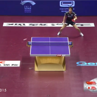 2015 World Table Tennis Championships:  Shots Of The Day